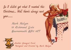 Personal Card Back Malyon